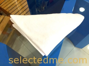 White color Bath Towel suppliers in Dubai UAE
