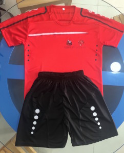 Custom Sportswear sports T-shirts Tops & Bottom shorts uniforms in Dubai UAE